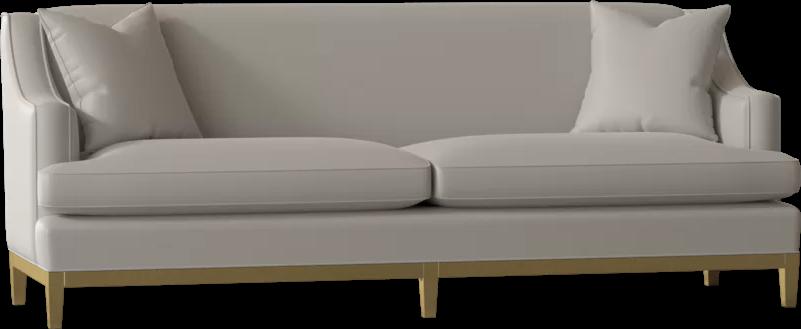 Cardiff Recessed Arm Sofa In 2020 Duralee Furniture Sofa Furniture
