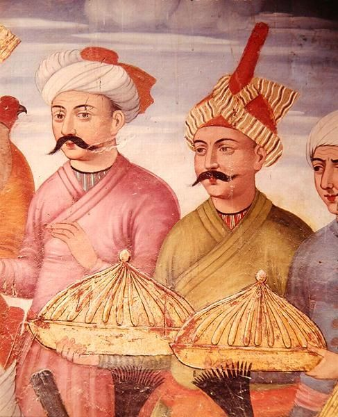 Safavid art | ART: Persia - Qajar & Safavid Periods paintings