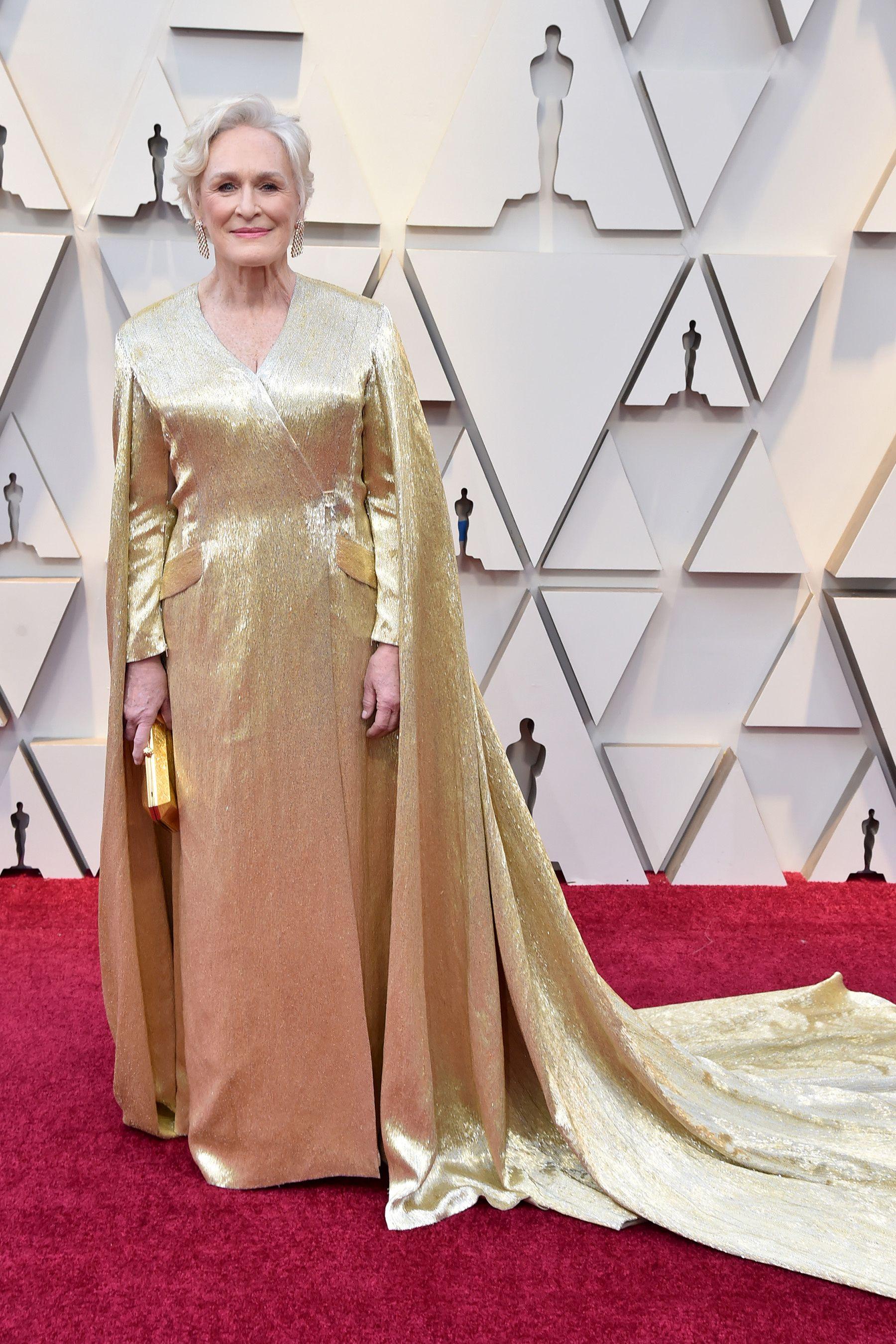 3a087de9f Oscar 2019 - Glenn Close