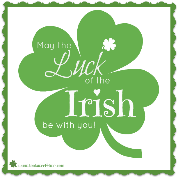 Irish Sayings For St Patrick S Day