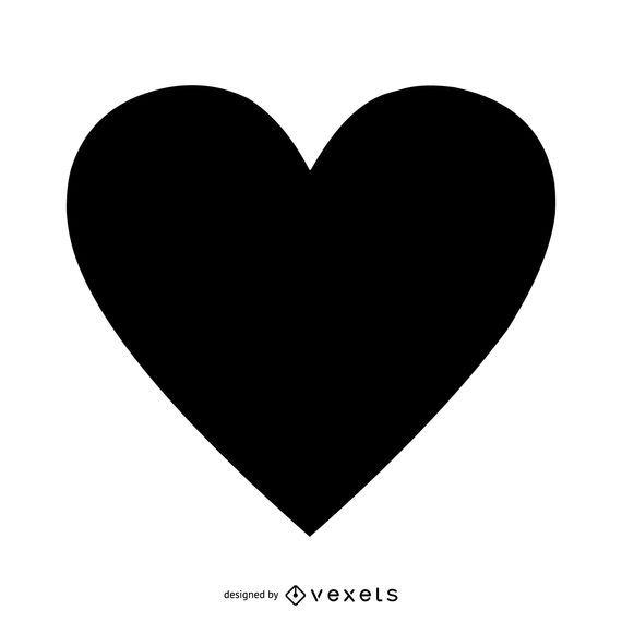 Black isolated heart #AD , #Ad, #AD, #heart, #isolated, #Black