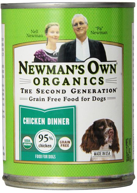 Usda Certified Organic Food For Dogs With Chicken Organic Pet