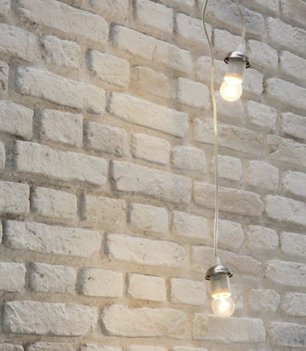 20 White Brick Wall Ideas To Change Your Room Look Great Faux