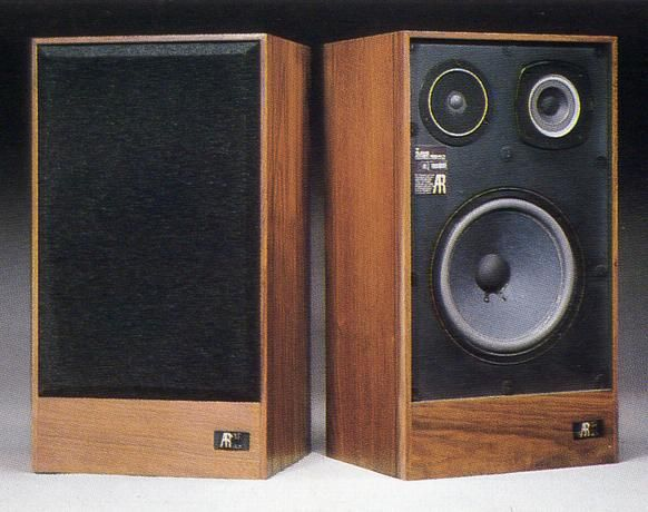 ARAcoustic Research AR 12 1981