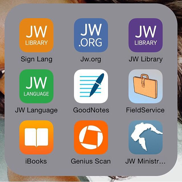 Is this about how your theocratic folder looks like