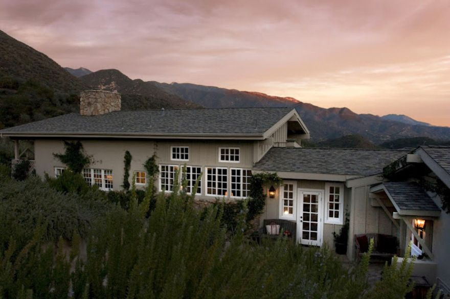 Gridley Ranch Ojai California Event And Wedding Locations