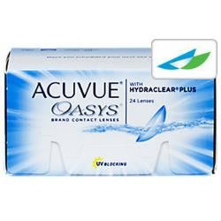 Acuvue Oasys 24pk 1 2 Week Disposable Soft Contact Lenses 110
