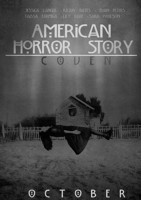 American Horror Story Coven Historias De Terror Americanas