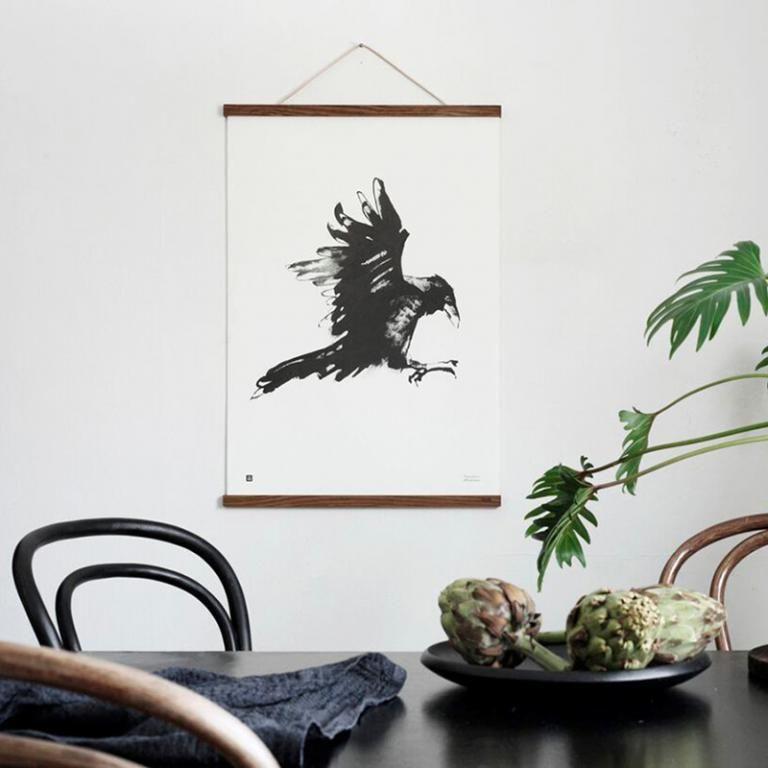 wooden frame by ferm living master meubel design meubelen en interieur