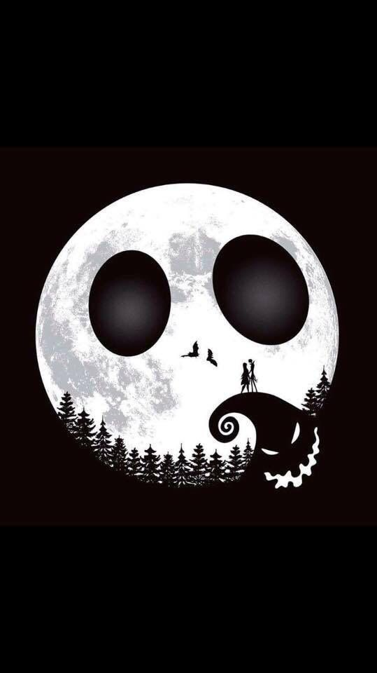 Happy Halloween Halloween Halloweenwallpaperiphone Happy Nightmare Before Christmas Wallpaper Nightmare Before Christmas Tattoo Christmas Tattoo