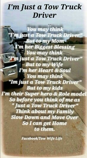 Towing Quote Tow Truck Driver  Towing Wrecker Impound Driver Towing Humor