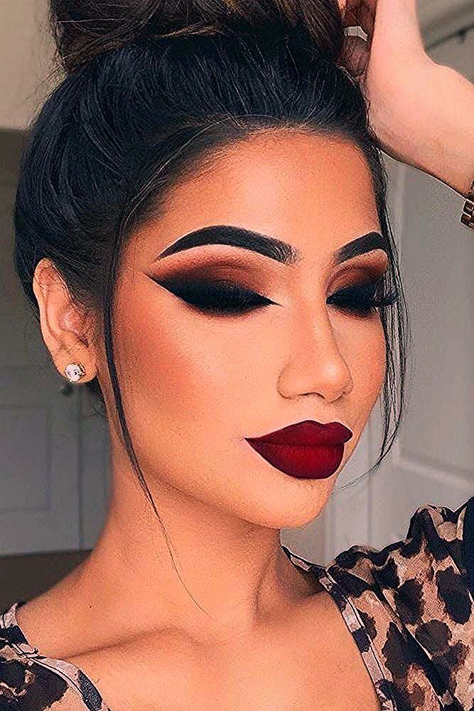 30 Best Fall Makeup Looks And Trends For 2020