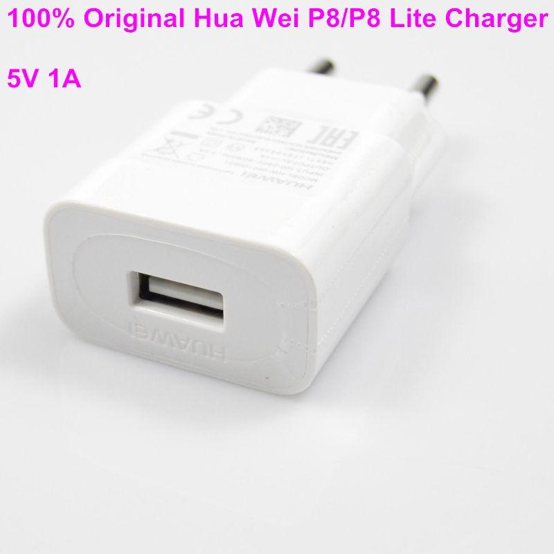 5V 1A EU Plug USB Charger for HUAWEI P8 / P8 Lite /P8 Max