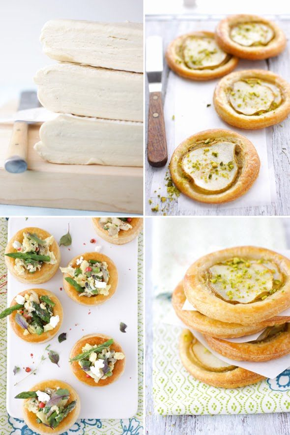 Daring Bakers, Brunch and Some More Pate Feuilletee :: Cannelle et VanilleCannelle et Vanille
