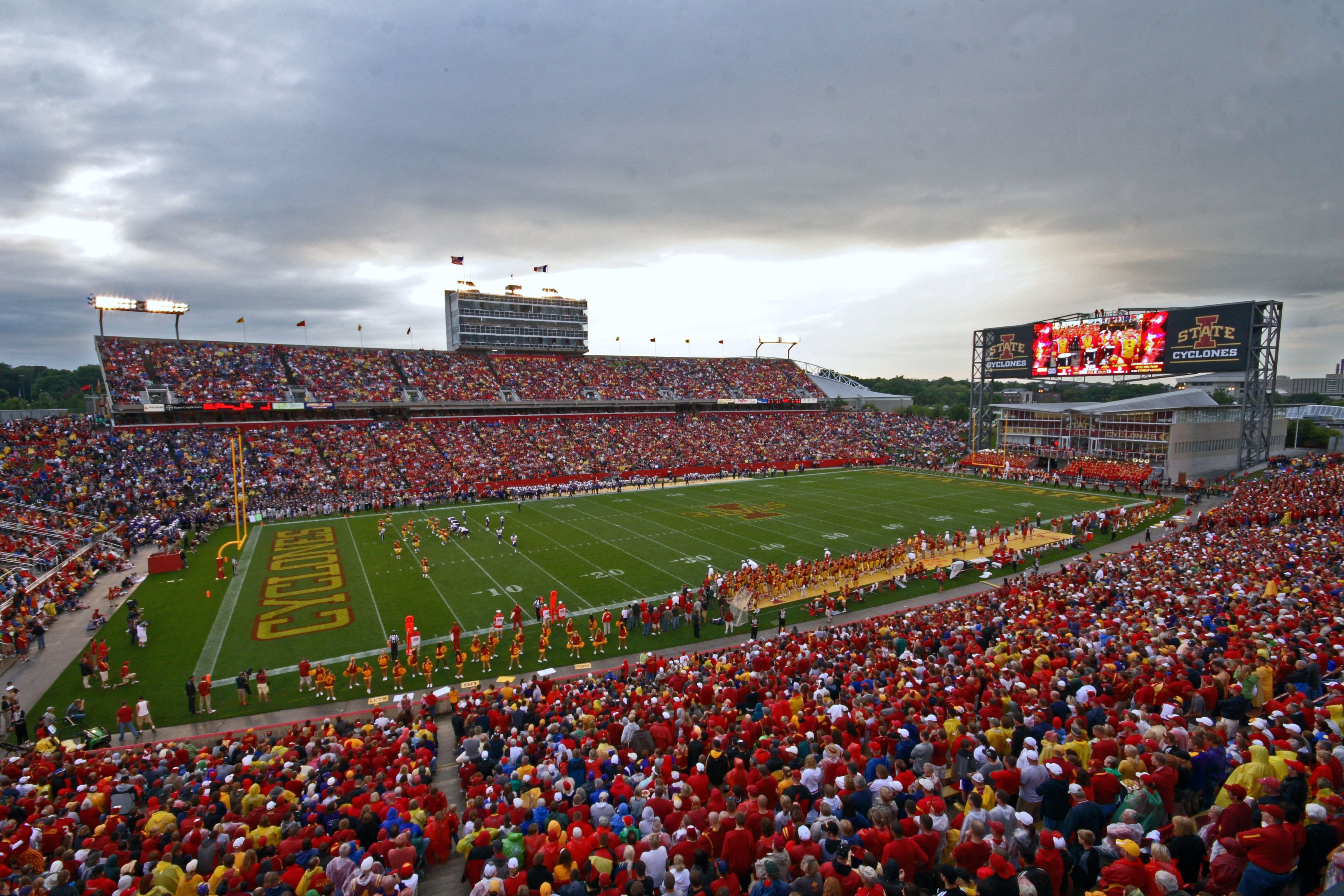 No Better Place To Be Jack Trice In The Fall Can T Wait Iowa State Cyclones Iowa State Iowa State University
