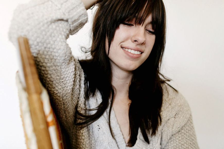39++ How to style bangs with flat iron ideas