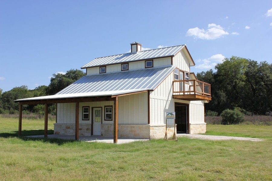 General contractors in boerne texas and custom home for Metal houses texas