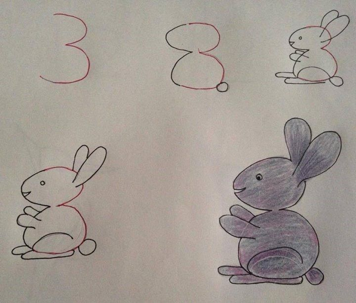 Pin By Moli On Drawings Drawing For Kids Number Drawing Drawing Tutorial