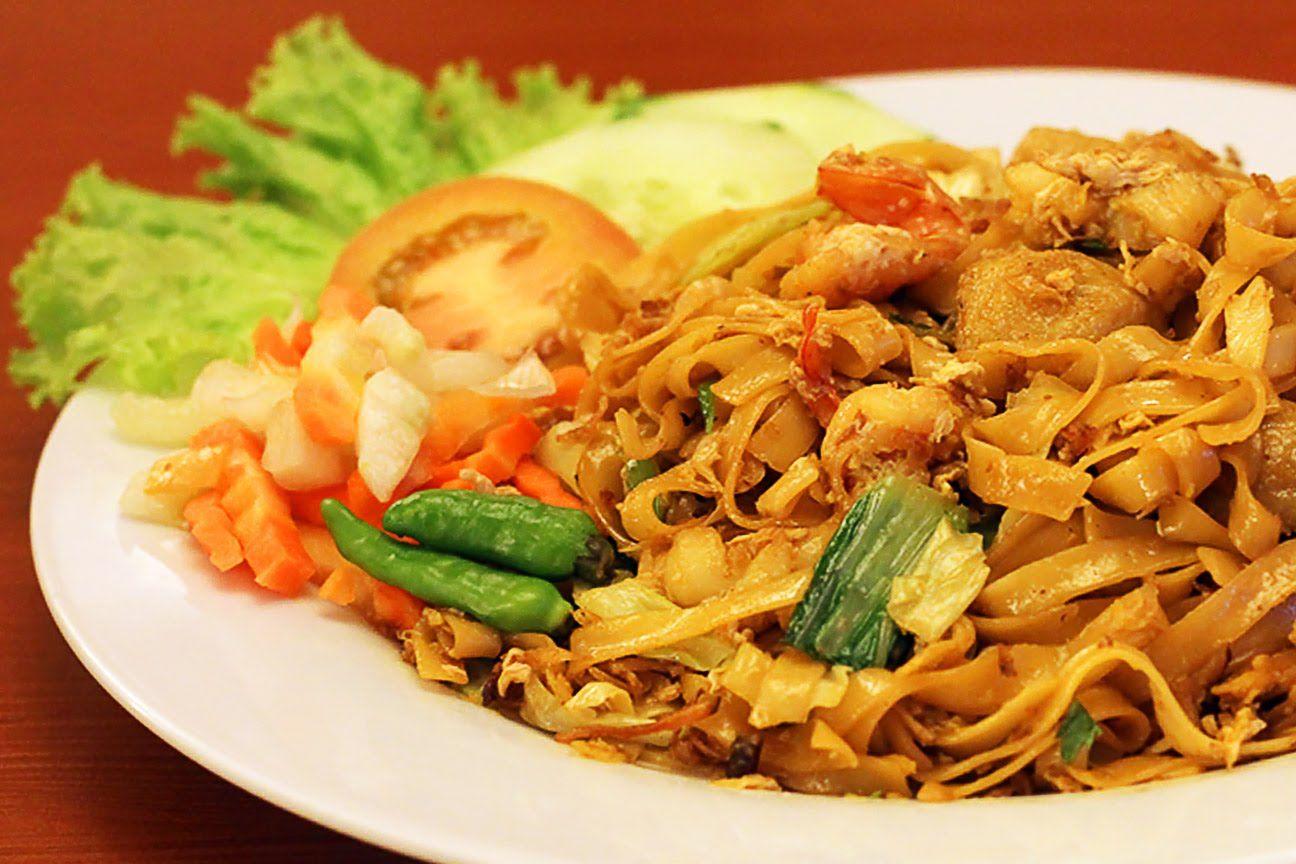 Kwetiau Goreng Vebma Com Resep Resep Masakan Indonesia Makanan