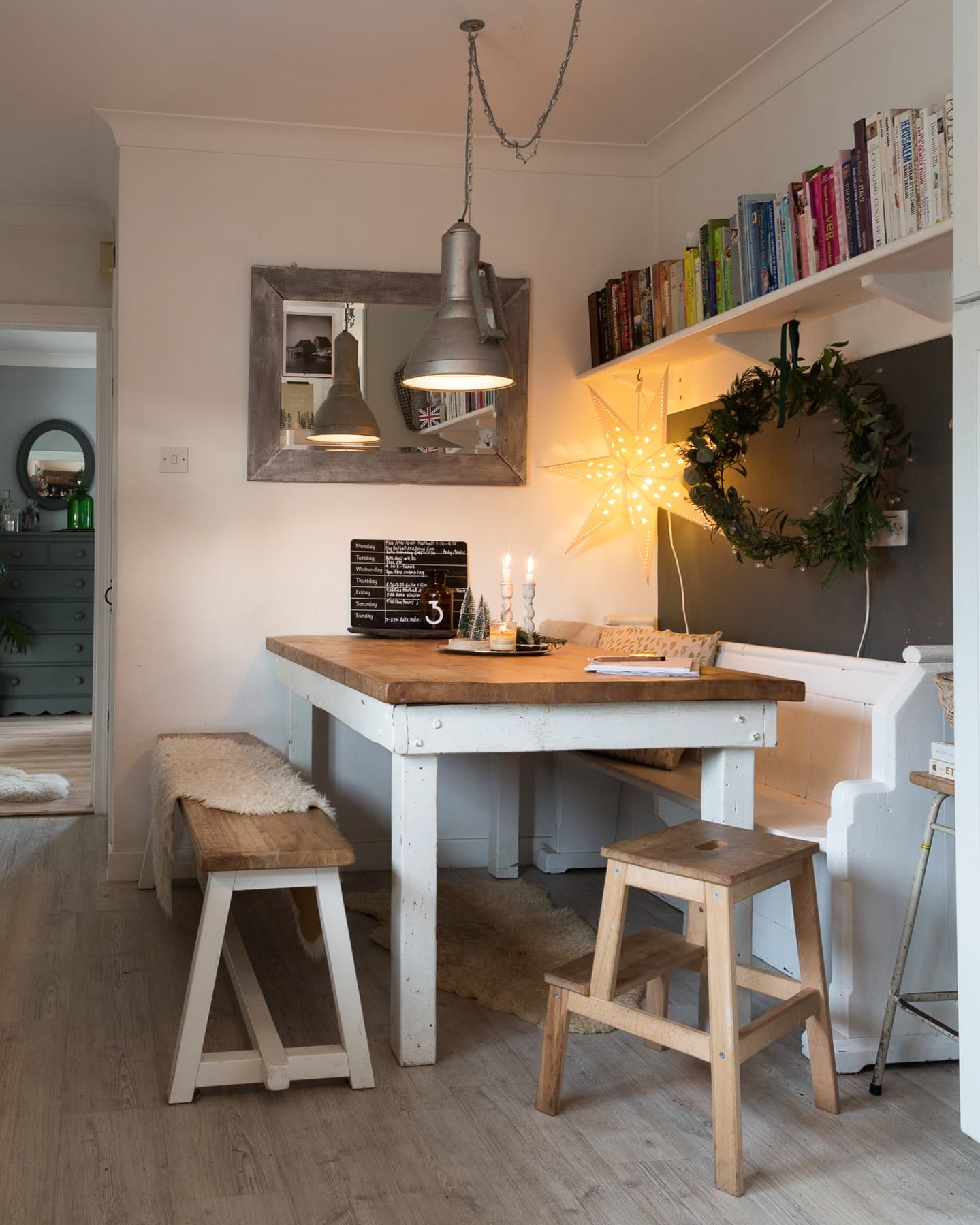 Dresser Une Table À L Anglaise une maison de campagne anglaise sous influence scandinave