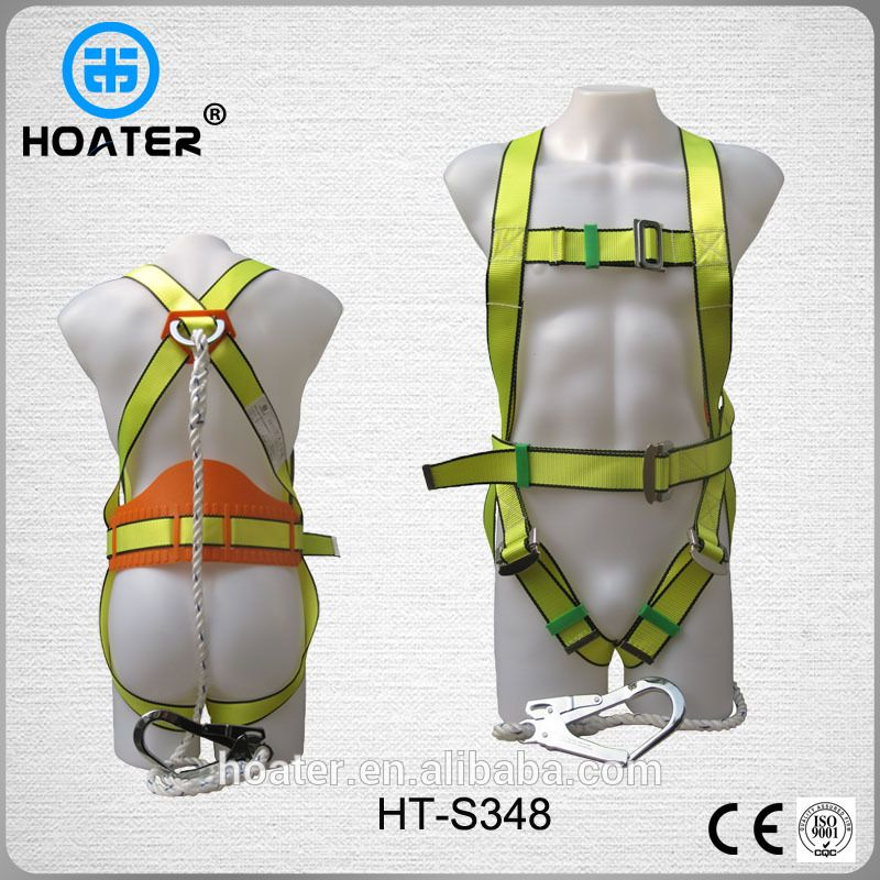 Hoater Safety Full Body Fall Protection Harness With