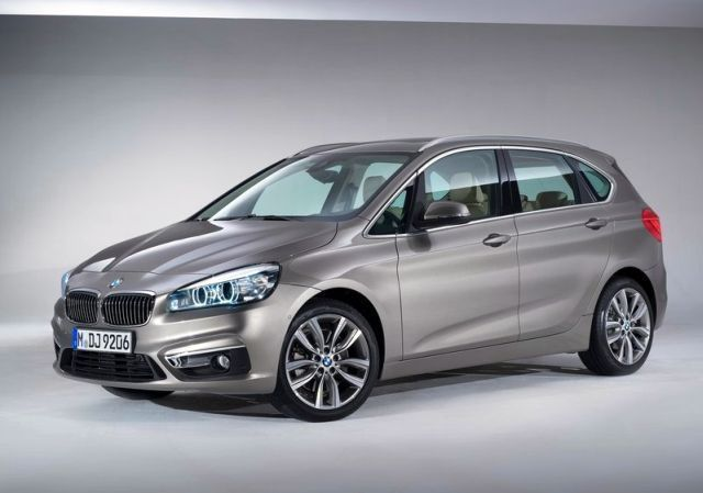 2015 Bmw 2 Active Tourer With Images Bmw Bmw 2 Bmw Series