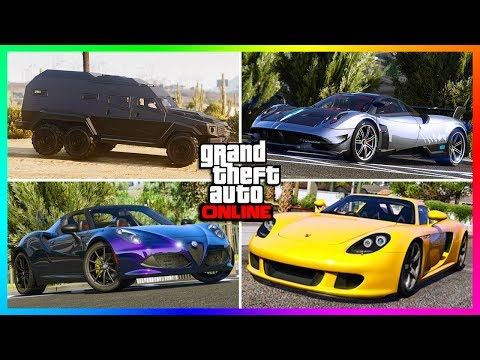 Cool GTA ONLINE FORGOTTEN CAR COMPANIES THAT DESPERATELY - Cool car companies