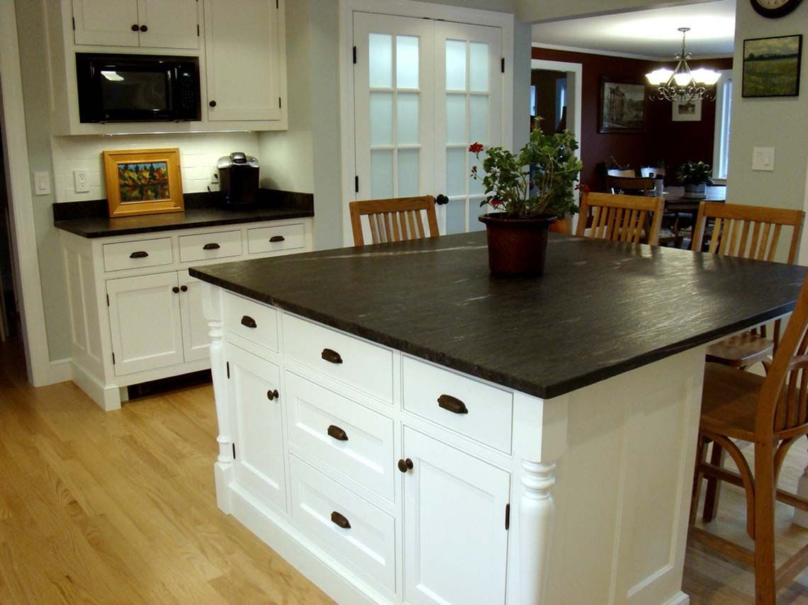 Pin by Jessica on Kitchen wishes in 2020 Black granite
