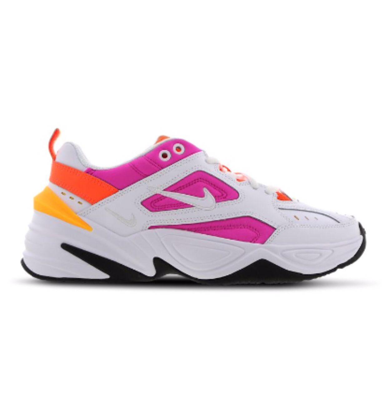 Nike M2K Tekno Sneakers, Brooks sneaker, Saucony sneaker
