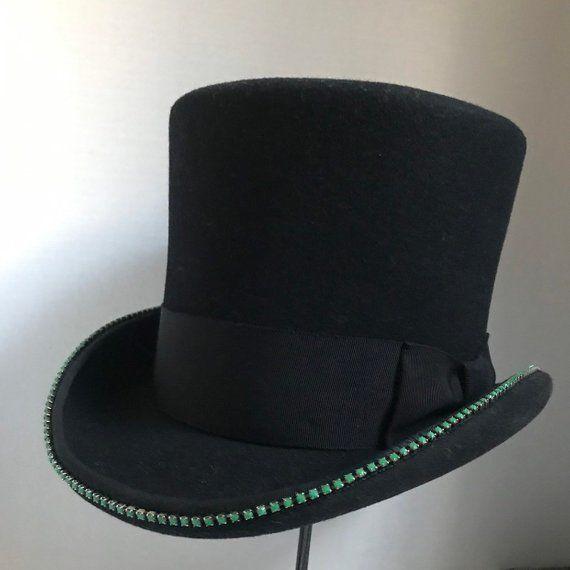 174931d292ec7 Black Top Hat