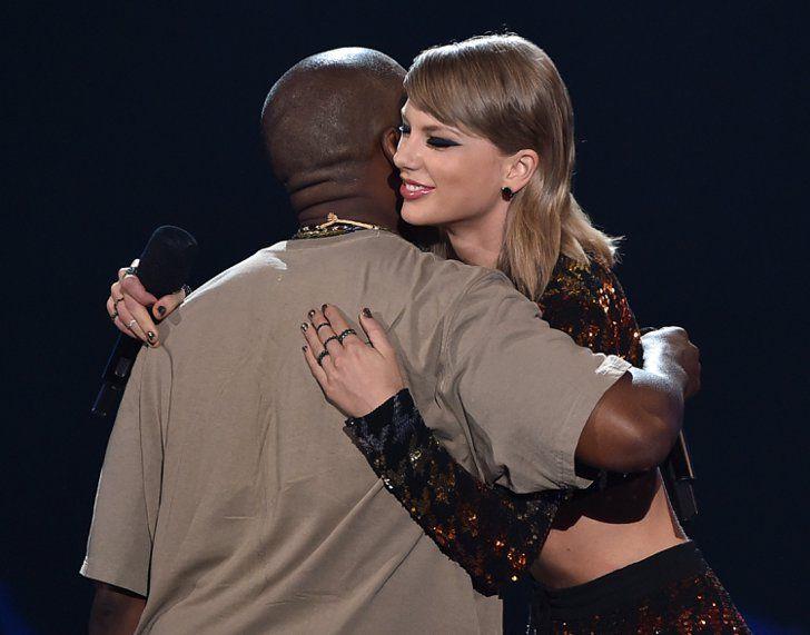Plus Her Big Moment Presenting To Kanye West Taylor Swift Kanye West Mtv Kanye West
