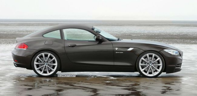 2016 Bmw Z4 Coupe Curves Bmw And Coupe