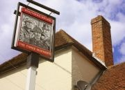 The Three Mariners - Oare Kent - Review in Observer.