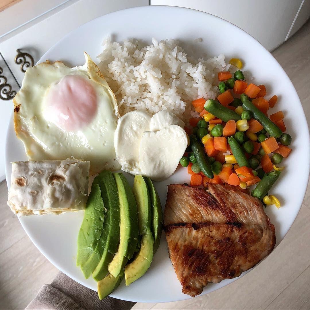 Рисовые Завтраки Диета.