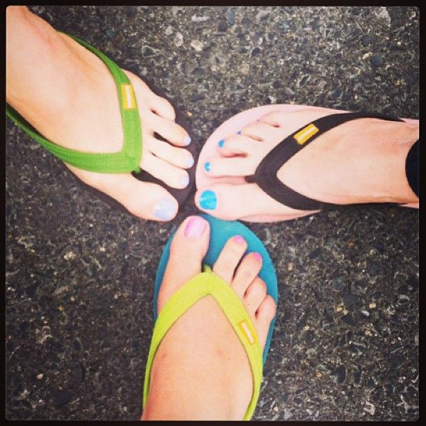 Mens flip flops, Womens flip flops