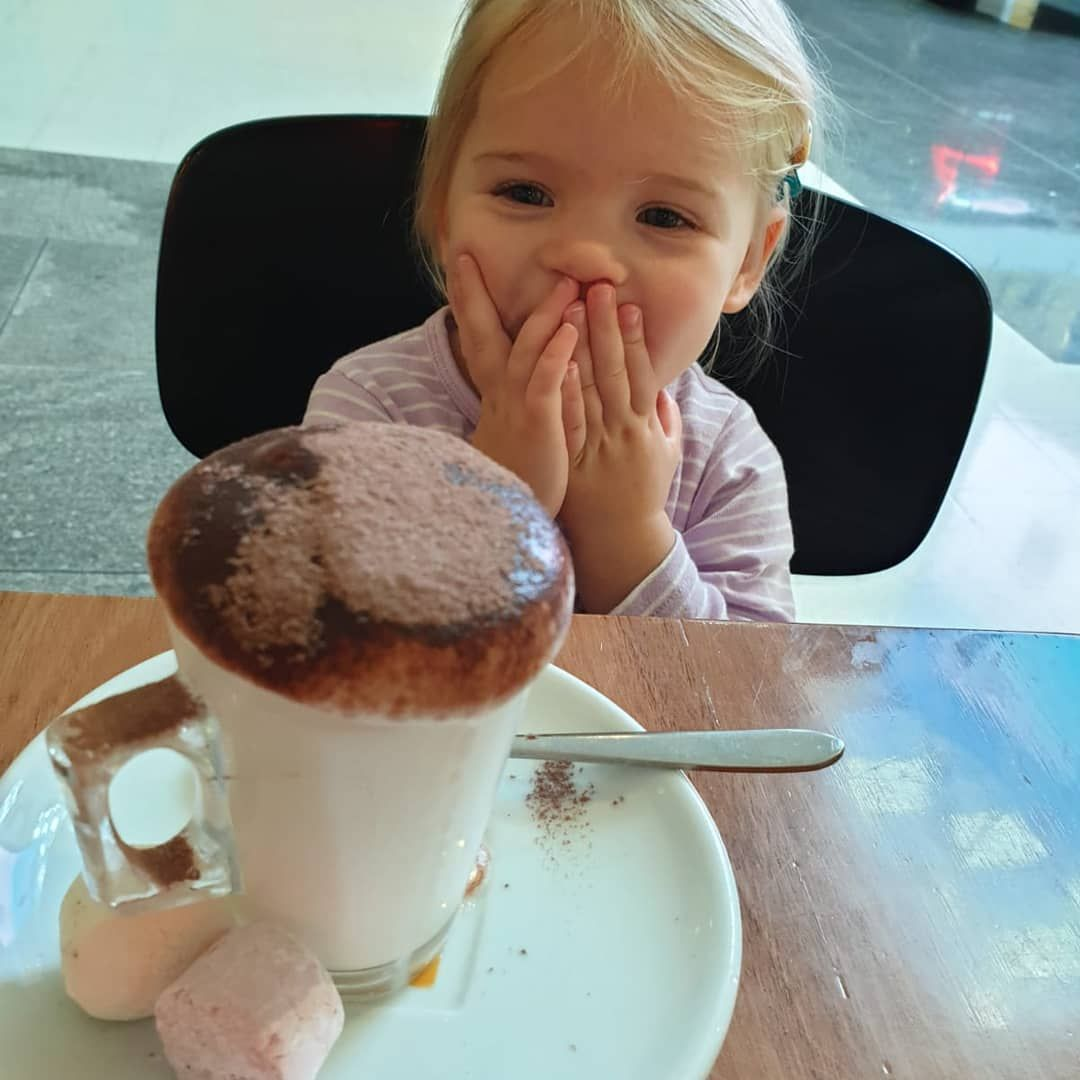 When Your Baby Cino Is Beyond Your Wildest Dreams Babycino Heartsandmindsart Granddaughter When Your Baby Cino Is Beyond Your Wildest Wild Dream Baby