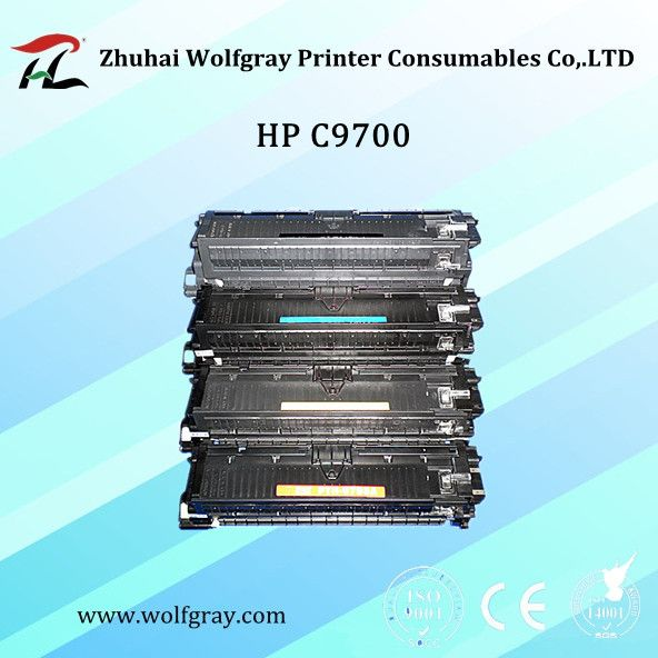 Compatible for HP C9700 toner cartridge,a welcome toner cartridge in the market.