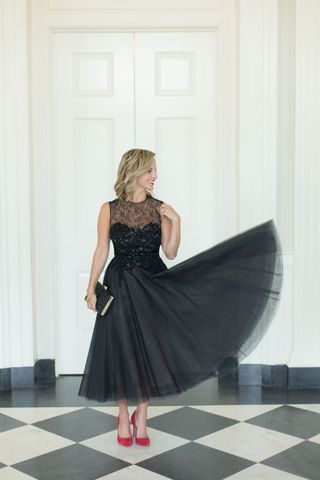 7a9a0c7ee4 What to Wear to a Black Tie Optional Wedding (Everyday Cuvée ...