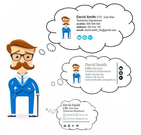 An Outlook email signature | Outlook email signature | Pinterest ...