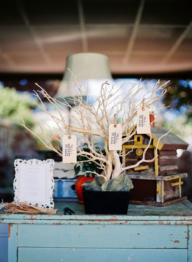 WishingTree - Wedding Decorations | Fab Mood #summerwedding