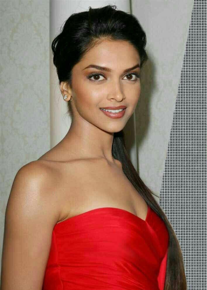 Deepika Padukone   Strapless top, Beauty, Deepika padukone