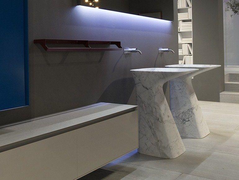 dieresi by Antonio Lupi Design® | bathrooms | Pinterest
