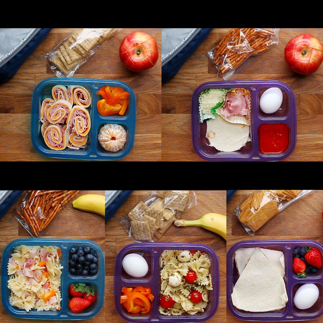 Easy School Lunch Prep for the Week