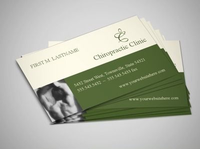 Chiropractic care and massage business card template chiropractic design your own chiropractor massage therapist business card online with mycreativeshop easily print it anywhere for a one of a kind experience colourmoves