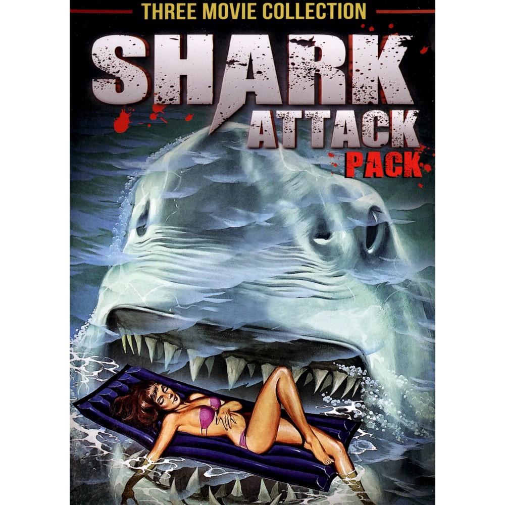 Shark Attack Pack, Movies