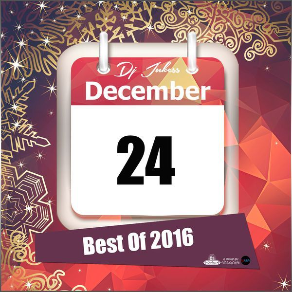 """Check out """"Jukess' Advent Calendar - 24th December: Best Of 2016"""" by DJ Jukess on Mixcloud"""