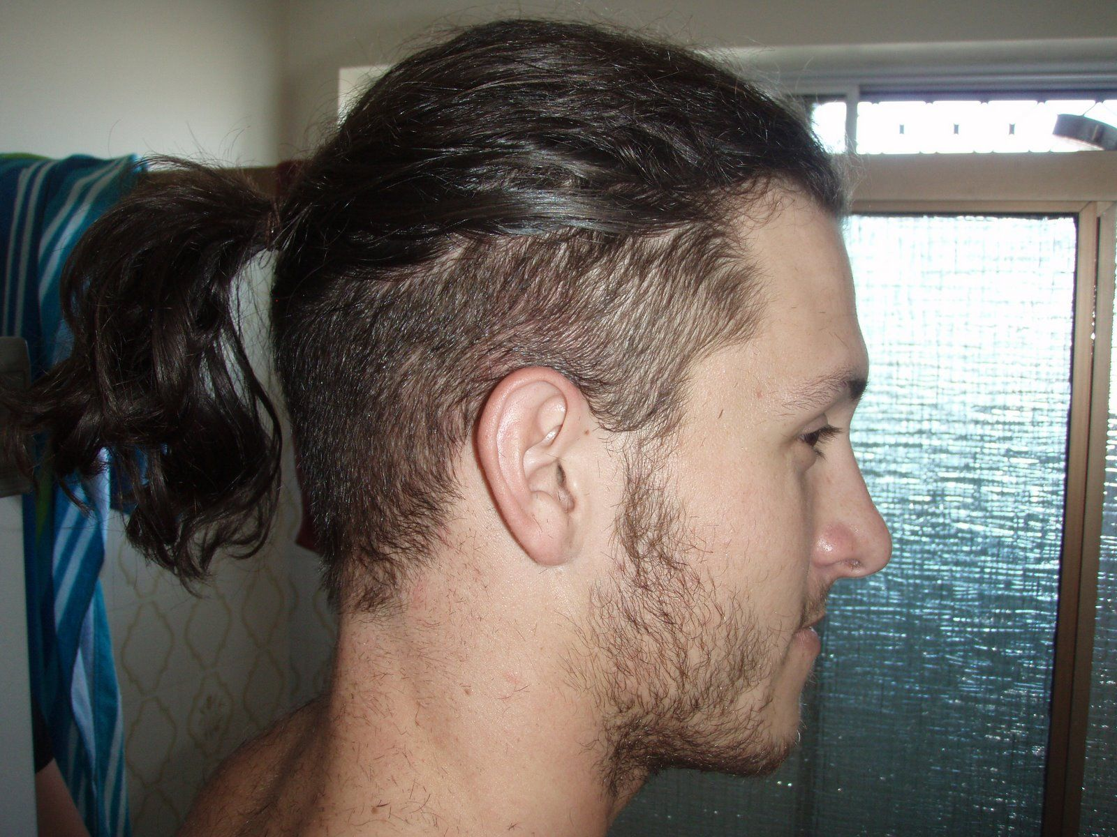 Pictures of Long Hair On Top Shaved On Sides Men. Get hairstyles ideas and  inspiration with Long Hair On Top Shaved On Sides Men.