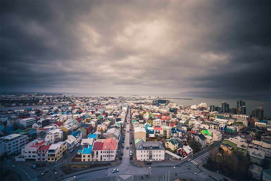 How Do You Get From Reykjavik Airport To The City