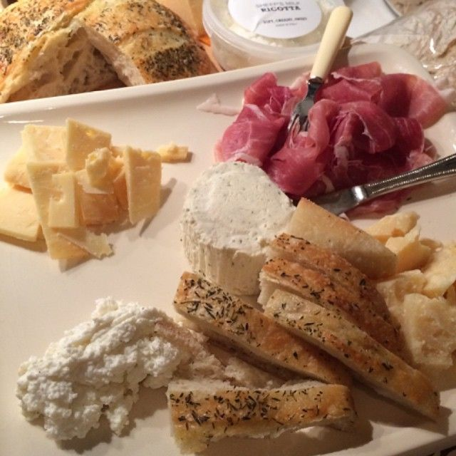 """When your 15 year old is studying for mid terms... A cheese plate always makes her happy! #lovemygirls"""