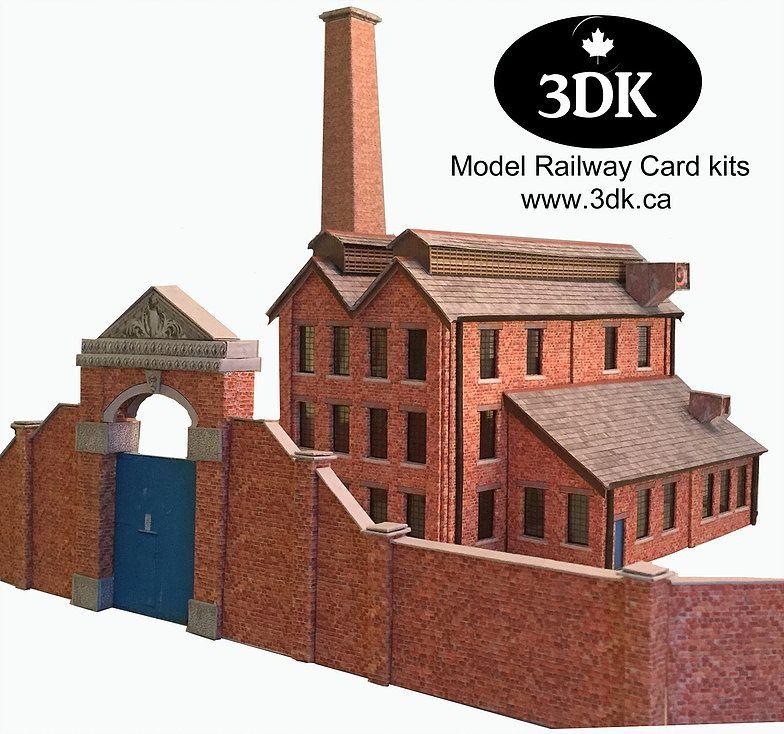 Model Railway Helix Kit 00 gauge